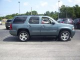 2010 Blue Granite Metallic Chevrolet Tahoe LT #31900763