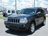 2006 Dark Khaki Pearl Jeep Grand Cherokee Limited #31901007
