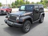 2010 Black Jeep Wrangler Sport Mountain Edition 4x4 #31901022