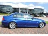 2008 Montego Blue Metallic BMW 3 Series 328i Sedan #31900805