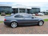 2003 Steel Blue Metallic BMW 3 Series 325i Coupe #31900807