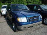 2001 Island Blue Metallic Ford Explorer Sport 4x4 #31900541
