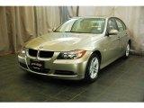 2008 Platinum Bronze Metallic BMW 3 Series 328xi Sedan #31900344