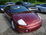 2003 Ultra Red Pearl Mitsubishi Eclipse GT Coupe #31900544
