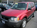 2003 Redfire Metallic Ford Escape XLT V6 4WD #31964086