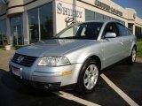 2003 Reflex Silver Metallic Volkswagen Passat GLX Sedan #31963910