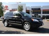 2008 Nighthawk Black Pearl Honda CR-V EX-L 4WD #31963712