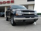 2005 Dark Gray Metallic Chevrolet Silverado 1500 Regular Cab 4x4 #31964347