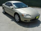 2001 Chrysler Sebring Light Beige Metallic