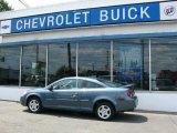 2007 Blue Granite Metallic Chevrolet Cobalt LS Coupe #31963950