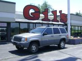 1997 Jeep Grand Cherokee Bright Platinum Metallic