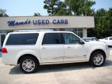 2007 White Chocolate Tri-Coat Lincoln Navigator L Ultimate 4x4 #31964177