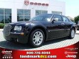2005 Brilliant Black Crystal Pearl Chrysler 300 C HEMI #31963985