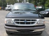 1997 Black Ford Explorer XLT 4x4 #31964011