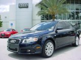 2008 Deep Sea Blue Pearl Effect Audi A4 2.0T Special Edition Sedan #31963787