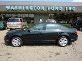 2010 Tuxedo Black Metallic Ford Fusion SE V6 #31964193