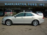 2010 Brilliant Silver Metallic Ford Fusion SEL V6 #31964201