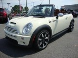 2007 Pepper White Mini Cooper S Convertible Sidewalk Edition #31964030