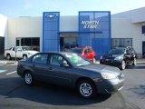 2007 Dark Gray Metallic Chevrolet Malibu LS Sedan #31964039