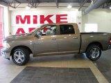 2010 Austin Tan Pearl Dodge Ram 1500 Big Horn Quad Cab #31964079