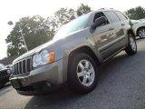 2008 Mineral Gray Metallic Jeep Grand Cherokee Laredo 4x4 #31964530