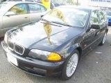 2001 Jet Black BMW 3 Series 330xi Sedan #32025460