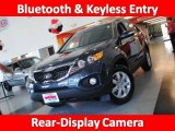2011 Pacific Blue Kia Sorento LX #32025365