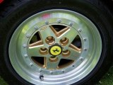Ferrari 308 1985 Wheels and Tires