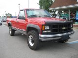 1996 Chevrolet C/K 3500 K3500 Regular Cab 4x4 Data, Info and Specs