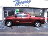 2007 Salsa Red Pearl Toyota Tundra SR5 TRD Double Cab #32054497