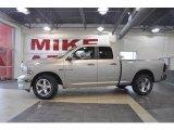 2010 Light Graystone Pearl Dodge Ram 1500 Big Horn Quad Cab #32054312