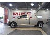 2010 Light Graystone Pearl Dodge Ram 1500 ST Regular Cab #32054313