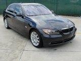 2006 Monaco Blue Metallic BMW 3 Series 330i Sedan #32054320