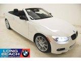 2011 Alpine White BMW 3 Series 335is Convertible #32054332