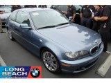 2005 Steel Blue Metallic BMW 3 Series 330i Coupe #32054336
