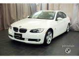 2009 Alpine White BMW 3 Series 328xi Coupe #32054004