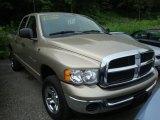 2005 Light Almond Pearl Dodge Ram 1500 SLT Quad Cab 4x4 #32054271