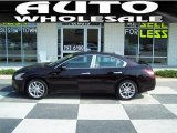 2010 Crimson Black Nissan Maxima 3.5 SV Premium #32054453