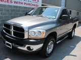 2006 Mineral Gray Metallic Dodge Ram 1500 SLT TRX Regular Cab 4x4 #32054685