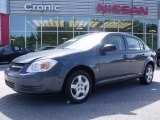 2007 Blue Granite Metallic Chevrolet Cobalt LS Sedan #32098594