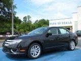 2010 Tuxedo Black Metallic Ford Fusion SEL #32098434