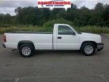 2006 Summit White Chevrolet Silverado 1500 Work Truck Regular Cab #32098822