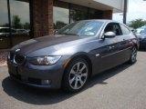 2007 Sparkling Graphite Metallic BMW 3 Series 328xi Coupe #32098451