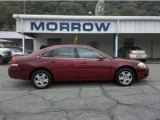 2006 Sport Red Metallic Chevrolet Impala LS #32098469