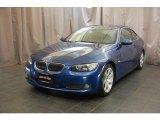 2007 Montego Blue Metallic BMW 3 Series 335i Coupe #32098289