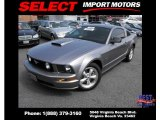 2007 Tungsten Grey Metallic Ford Mustang GT Premium Coupe #32098297