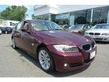 2010 Barbera Red Metallic BMW 3 Series 328i xDrive Sedan #32098377