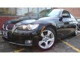 2007 Black Sapphire Metallic BMW 3 Series 328xi Coupe #32098567