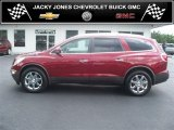 2010 Red Jewel Tintcoat Buick Enclave CXL AWD #32151249