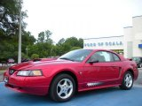 2003 Redfire Metallic Ford Mustang V6 Coupe #32151014